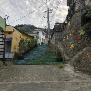 木浦 ウォーリーを探せも体験できる「木浦壁画村」