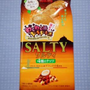 実食!【東ハト】ソルティ 4種のナッツ