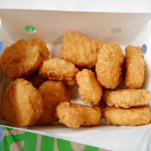 実食!【マクドナルド】期間限定増量 チキンマックナゲット&マックフライポテト
