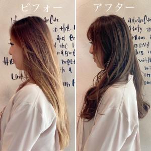 暗髪カラー✨インスタグラムブログ‼️ style8月4日