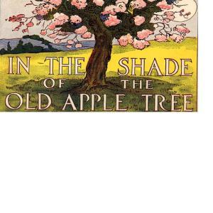 リンゴの木の下で(My favorite one)