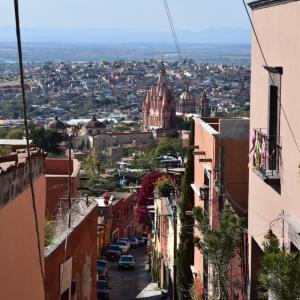 「世界は僕を泣かせた」サンミゲル・デ・アジェンデ|中南米旅エッセイ③