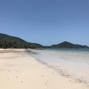 「青」バンコク・タオ島|東南アジア旅エッセイ11