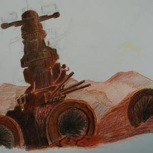 色鉛筆画・・・その5