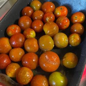 【簡単レシピ】ミニトマト