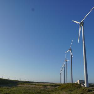 北海道の旅5日目|一気に北上道北へ・巨大風車とサロベツ湿原センター