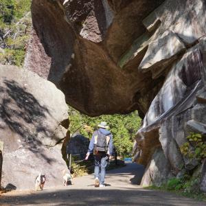 山梨紅葉狩り2日目-1|昇仙峡・渓谷沿いの紅葉散歩