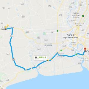 タイ中央部周遊ドライブ・5日目