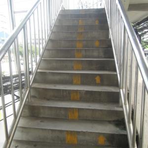 タイの階段