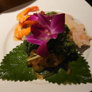 広東料理、台湾料理のコースメニュー