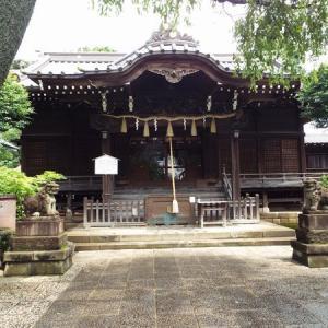 アジサイ寺(白山神社):2020.06.21