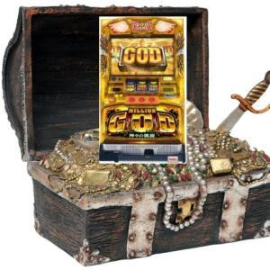 【ゴッド凱旋】年一レベルの超お宝台を発見!凱旋で負ったマイナスは凱旋で取り戻す!