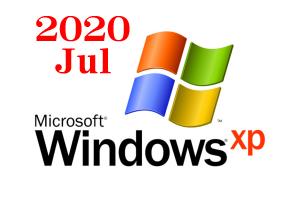 2020年7月のWindowsXPアクティベーション もう電話でいいや
