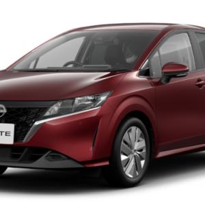 日産 新型ノート(E13)の見積もりシミュレーション可能になる + 4WDの価格判明す