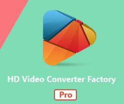 WonderFox HD Video Converter Factory PRO のさびなーる特別景品版提供のお知らせ