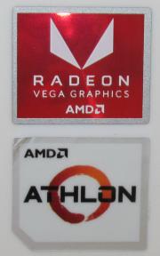 ケース以外Athlon 220GE自作マシンになったFRS102