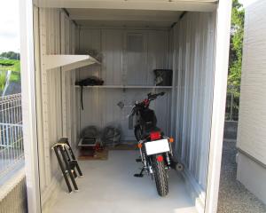 バイクガレージを買う エピソード6 完成!