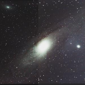 M31再々撮