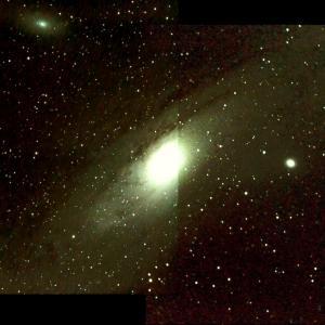 M31モザイク再撮
