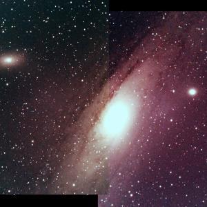 M31モザイク