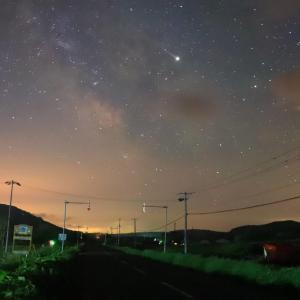 ふるさとの星空