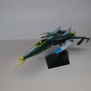 EXモデルのコスモタイガーⅡを完結編仕様に塗ってみた件