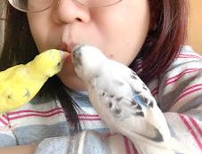 イケメンふたりからのキス(笑)