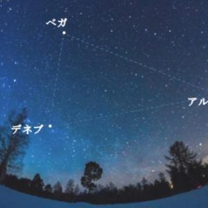 七夕の夜に再会するふたり☆織姫と彦星