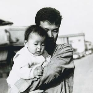父に対する喪失の想いは、別れた時に始まっていた。