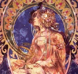 天文と占星術の女神:小惑星ウラニア