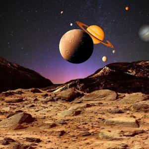 水瓶座での土星の逆行~自分らしく生きるために必要なものの見直し