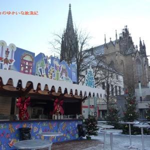 【クリスマスマーケット巡り 旅行記】おすすめの都市 その11 ラクレットやチーズフォンデュまで!!!  スイス最大級、バーゼル(スイス)のクリスマスマーケットに行こう♪