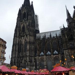 【クリスマスマーケット巡り 旅行記】おすすめの都市 その10 ドイツ西部最大規模!!! ケルン(ドイツ)のクリスマスマーケットに行こう♪