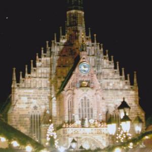 【クリスマスマーケット巡り 旅行記】おすすめの都市 その2 世界一有名なニュルンベルク(ドイツ)のクリスマスマーケットに行こう♪