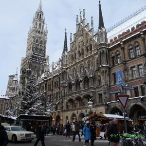【クリスマスマーケット巡り 旅行記】おすすめの都市 その5 クリスマスキャロルの生演奏を聴きに、ミュンヘン(ドイツ)のクリスマスマーケットに行こう♪