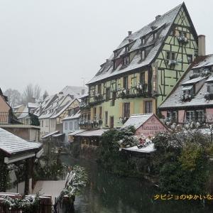 【クリスマスマーケット巡り 旅行記】おすすめの都市 その7 街全体がメルヘンチック!!! コルマール(フランス)のクリスマスマーケットに行こう♪