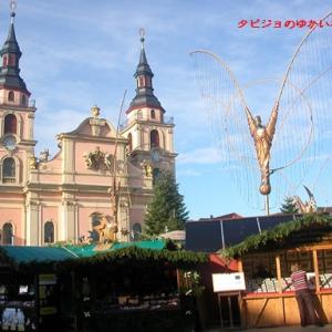 【クリスマスマーケット巡り 旅行記】おすすめの都市 その13 美しいバロック様式!!!  ルートヴィヒスブルク(ドイツ)のクリスマスマーケットに行こう♪