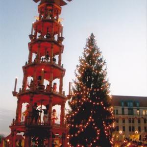 【クリスマスマーケット巡り 旅行記】おすすめの都市 その3 世界最古のドレスデン(ドイツ)のクリスマスマーケットに行こう♪