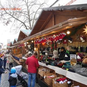 【クリスマスマーケット巡り 旅行記】おすすめの都市 その14 あのワインで有名な街で世界のクリスマス市を!!!  リューデスハイム(ドイツ)のクリスマスマーケットに行こう♪