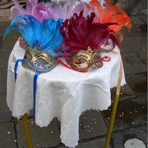 【イタリア ヴェネツィア旅行記】楽しみ方のご紹介~ その3 カーニバルの主役も夢でない!!ヴェネツィアのカーニバルに参加しよう♪