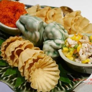 バンコクにあるマンゴツリーに本格的タイ料理を食べに行ってきたよ♪