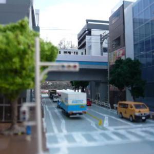 青藻台駅といい訳 この7(東急8500系)