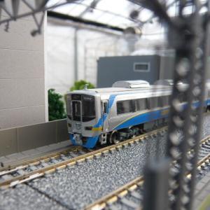 高架複々線2をいく南海電車たち この4(南海12000系)