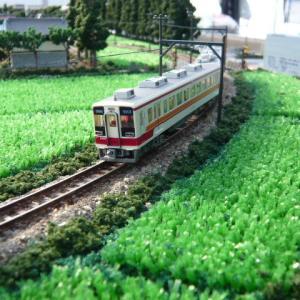 別ノ場所温泉駅へようこそ この5(東武区間快速最終47列車)