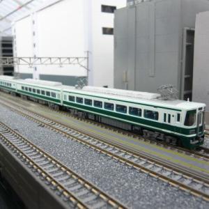 高架複々線2をゆく南海電車たち この8(南海10000系復活塗装)