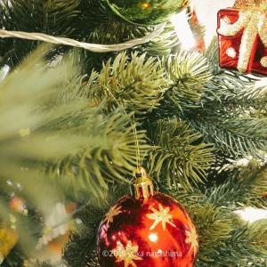 【ニトリ】家族が絶賛!ふっかふかのラグと、お気に入りのクリスマスツリー