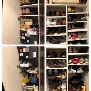 【実録☆ビフォーアフター】忙しいワーママ×男児2人、靴の場所も分かりやすく!(出張お片付け事例)