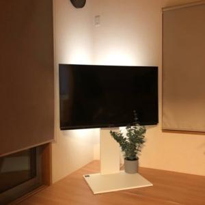 【インテリア】テレビ裏にIKEAの間接照明つけたら、めっちゃムーディーになった話 ~USB接続LEDテープライト HALVTIMME ハルヴティッメ~