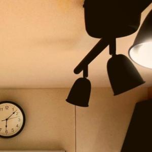 【インテリア】キッチン照明をIKEAの3連LEDスポットライトに!リモコンで調光・色変できるIKEA SKURUP & TRÅDFRI