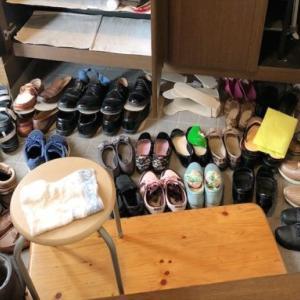 【実録☆ビフォーアフター】下駄箱収納「靴や工具のごちゃごちゃ解消!」(出張お片付け事例)